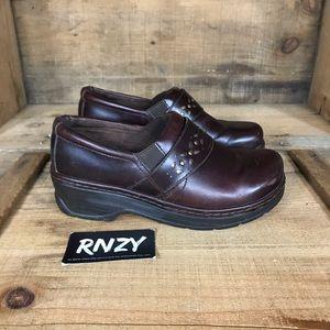 Klogs Leather Comfort Clog